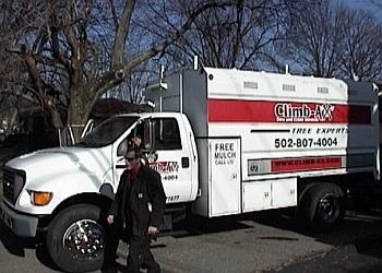 Louisville tree service Climb-Ax, LLP