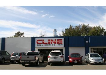Santa Rosa auto body shop Cline Collision Center