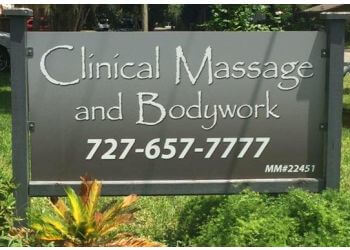Clearwater massage therapy Clinical Massage and Body Work