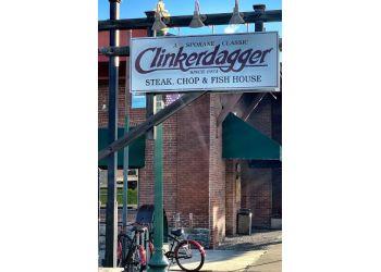 Spokane american restaurant Clinkerdagger