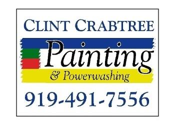 Durham painter Clint Crabtree Painting & Powerwashing