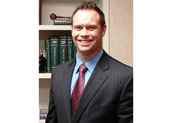 Flint criminal defense lawyer Clint Perryman