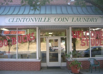 Columbus dry cleaner Clintonville Coin Laundry