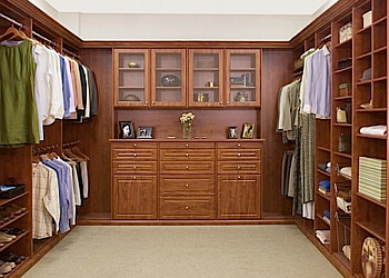 Louisville custom cabinet Closets by Design