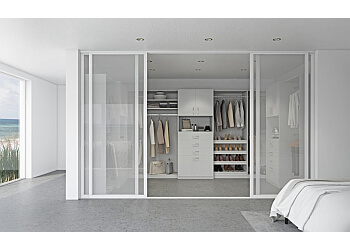 Raleigh custom cabinet Closets by Design