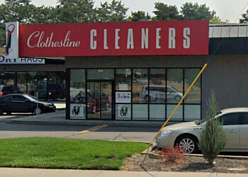 Boise City dry cleaner Clothesline Cleaners