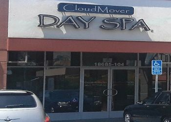 Huntington Beach spa CloudMover Day Spa