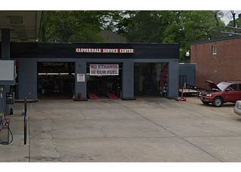 Montgomery car repair shop Cloverdale Service Center
