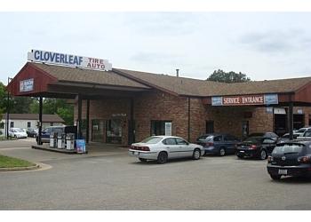 Richmond car repair shop Cloverleaf Tire & Auto