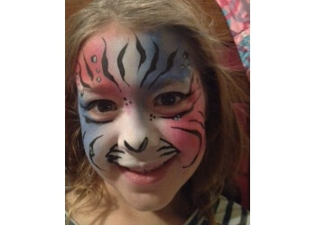Colorado Springs face painting Clowning by Miss Kiddee & Friends