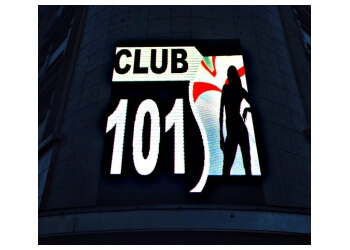 El Paso night club Club 101