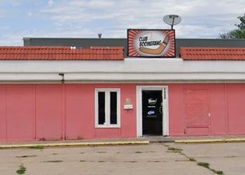 Wichita night club Club Boomerang