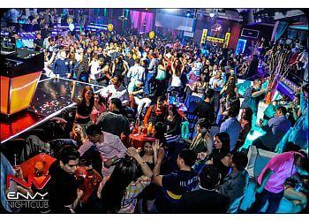 Elizabeth night club Club Envy