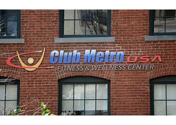 Jersey City gym Club Metro USA