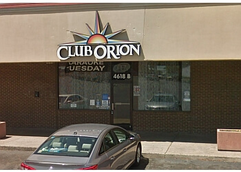 Greensboro night club Club Orion
