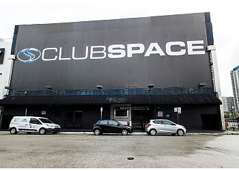 Miami night club Club Space