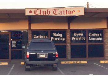 Tempe tattoo shop Club Tattoo