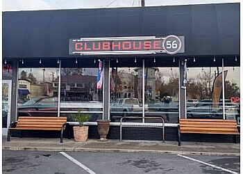 Sacramento sports bar Clubhouse 56