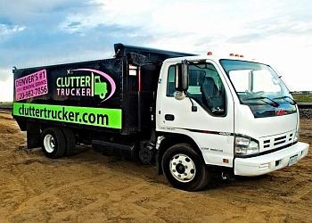 Aurora junk removal Clutter Trucker