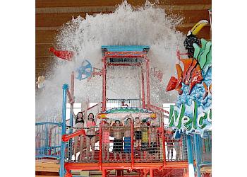 Worcester amusement park CoCo Key Water Park