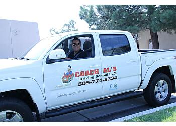 Albuquerque driving school Coach Al's Driving School