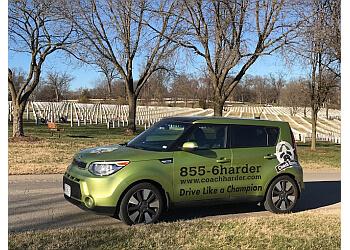 St Louis driving school Coach Harder Driving School