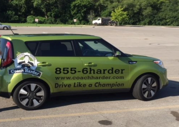 St Louis driving school Coach Harder Driving School