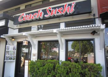 Oakland sushi Coach Sushi
