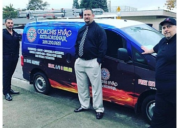 Stockton hvac service Coaches HVAC ExtraordinAIR
