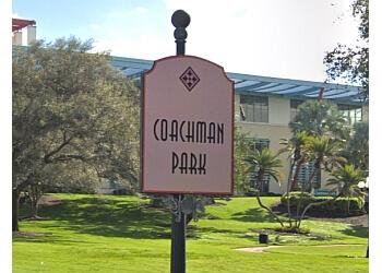 Clearwater public park Coachman Park