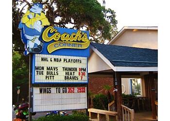 Savannah sports bar Coach's Corner