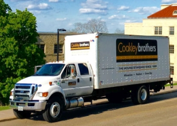 Milwaukee moving company Coakley Brothers