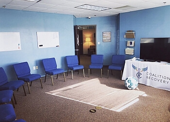 Tampa addiction treatment center Coalition Recovery