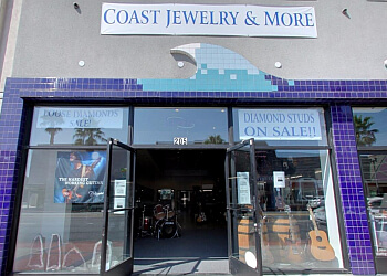 Oceanside pawn shop Coast Jewelry and More