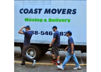 Escondido moving company Coast Movers