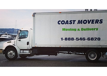 Tacoma moving company Coast Movers