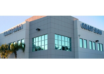 Anaheim sign company Coast Sign Inc.