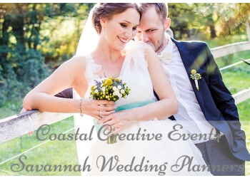 Savannah wedding planner Coastal Creative INC.
