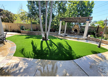 Anaheim landscaping company Coastal Greenscapes