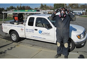 Santa Clara pest control company Coastal Termite and Pest Control, INC.