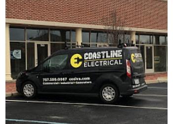 Newport News electrician Coastline Electrical Services, inc.