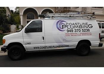 Costa Mesa plumber Coastline Plumbing