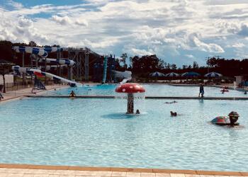 Richmond amusement park Cobblestone Park