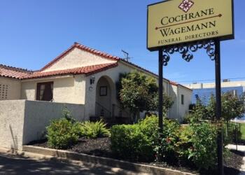 Roseville funeral home Cochrane & Wagemann Funeral Directors