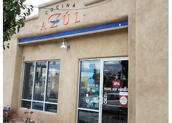 Albuquerque mexican restaurant Cocina Azul