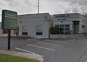 Lexington auto body shop Cockrell's Collision Repair