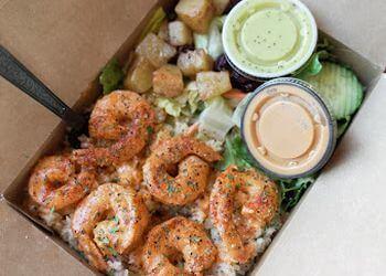 Fort Worth food truck Coco Shrimp