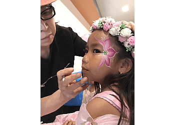 Fullerton face painting Coco Tina's Face Painting