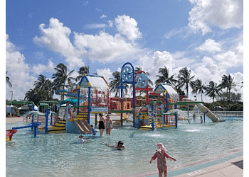 Fort Lauderdale amusement park Coconut Cove Waterpark