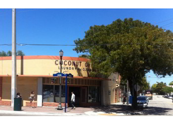 Miami dry cleaner Coconut Grove Laundry & Cleaners